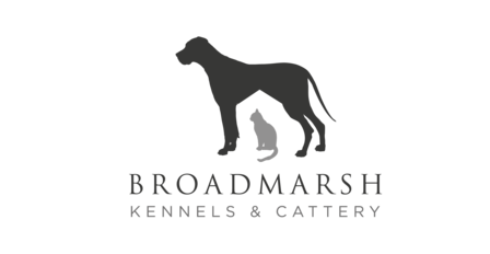 Broadmarsh Kennels Logo - Created by Promofix Bridgnorth