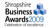 Shropshire Business Awards 2009 Celebration of excellence - Our Story