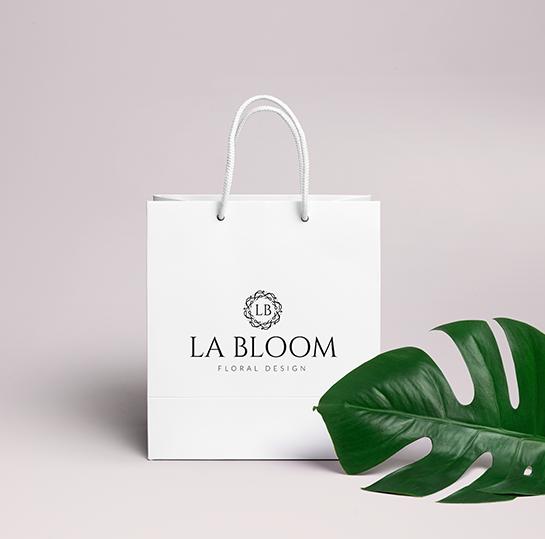 La Bloom - Graphic Design By Promofix