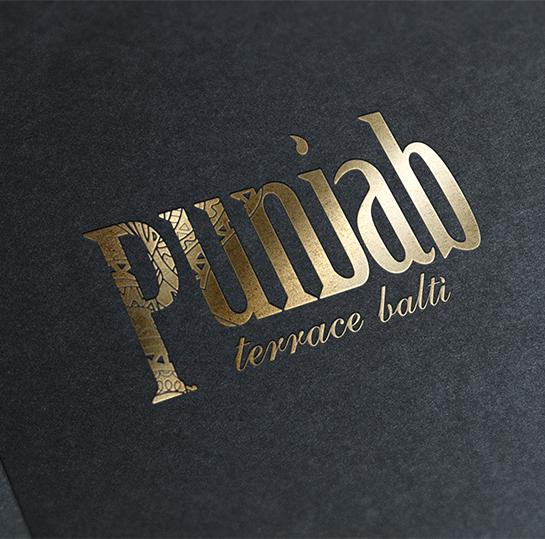 Punjab Terrace Balti - Graphic Design By Promofix