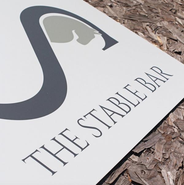 The Stable Bar - Portfolio Item By Promofix