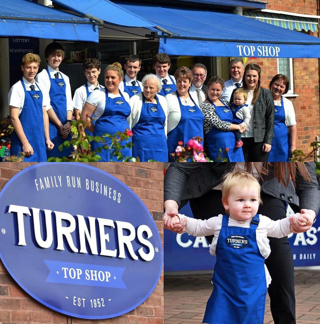 Turners Top Shop - Portfolio Item By Promofix