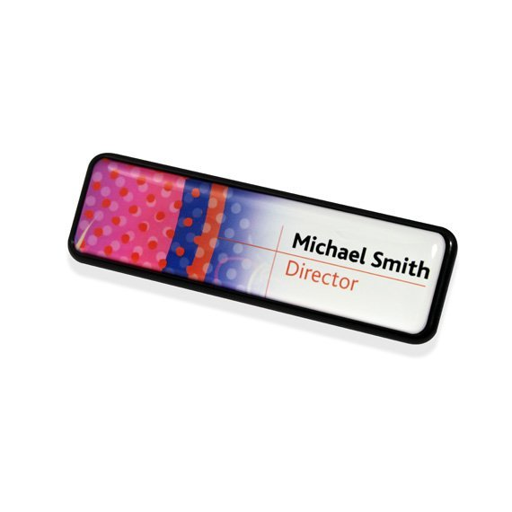 ID Badges 75x20mm