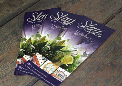 Promotional Leaflets - Designed by Promofix