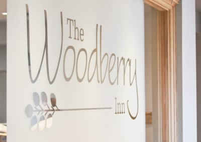 The Woodberry Frosted Panel