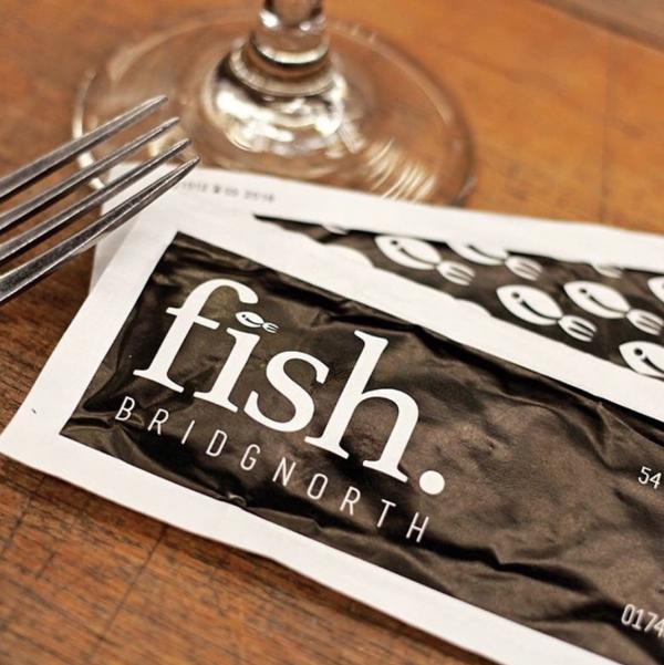 Fish. - Portfolio Item By Promofix
