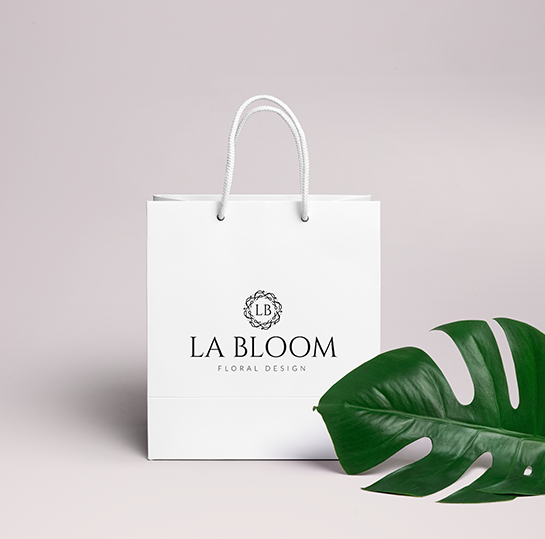 La Bloom - Graphic Design By Promofix