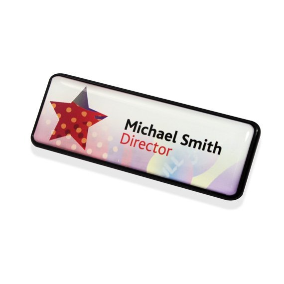 ID Badges 76x25mm